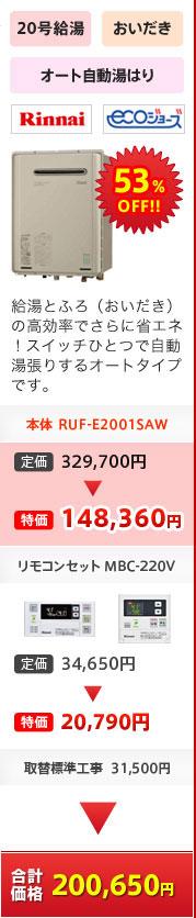 RUF-E2001SAW