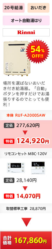 RUF-A2000SAW